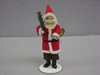 180-DF0141 Vintage Santa Figure on Base