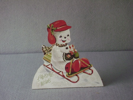 BL-RL9826B Playful Snowman Dummy Board