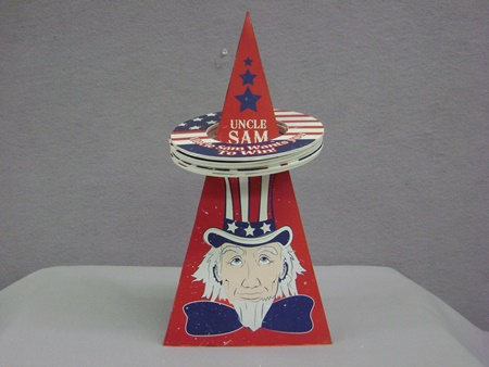 BL-TF6131 Uncle Sam Ring Toss