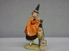BL-AL5121 Halloween Greeting Witch