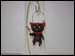 BL-RU6112C Devil Cat Ornament