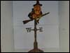 BL-RU7820 Pumpkin Witch Weather Vane