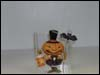 BL-RU7824 Pumpkin Imp Ornament