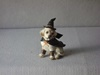 KK-41530 Resin Dog with Witch Hat and Cape
